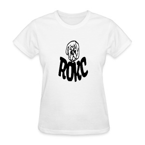 ROKC ALTERNATE LOGO - Women's T-Shirt