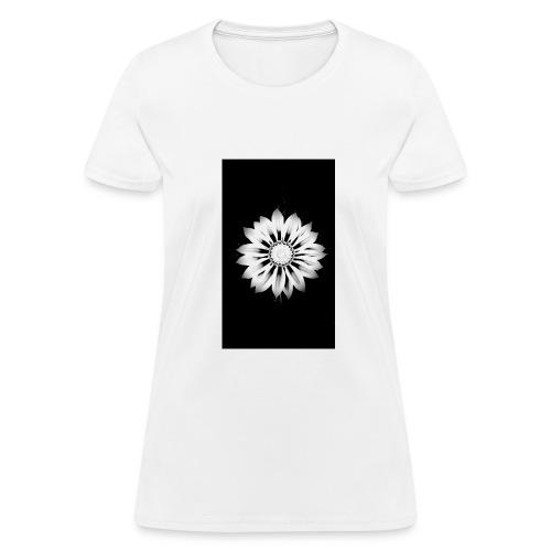 Floral Vibrance - Women's T-Shirt
