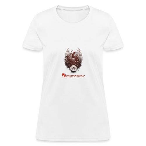 CANCER RESEARCH - Women's T-Shirt