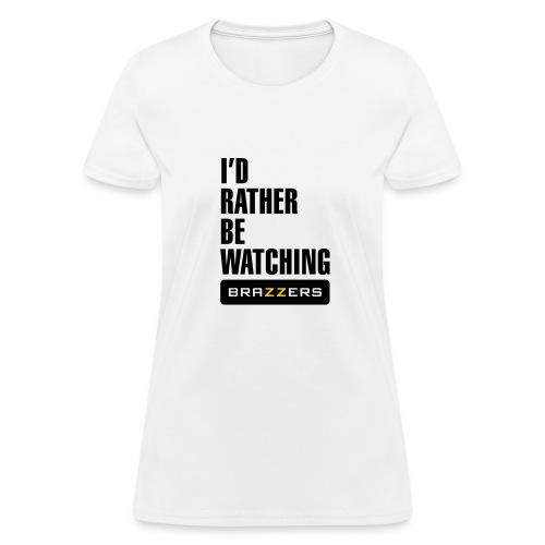 IRBW Brazzers logo - Women's T-Shirt