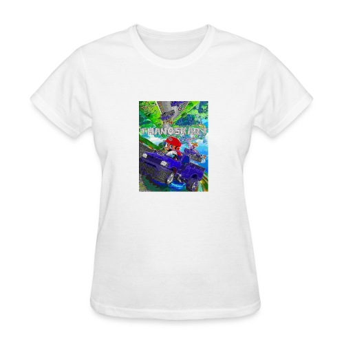 Thanskart - Women's T-Shirt