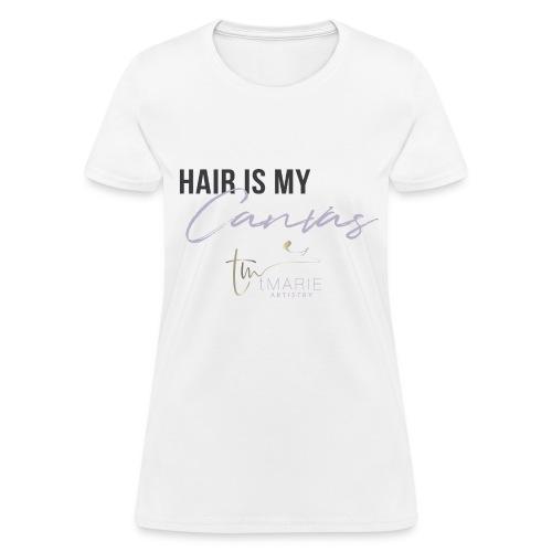 t Marie Artistry - Women's T-Shirt