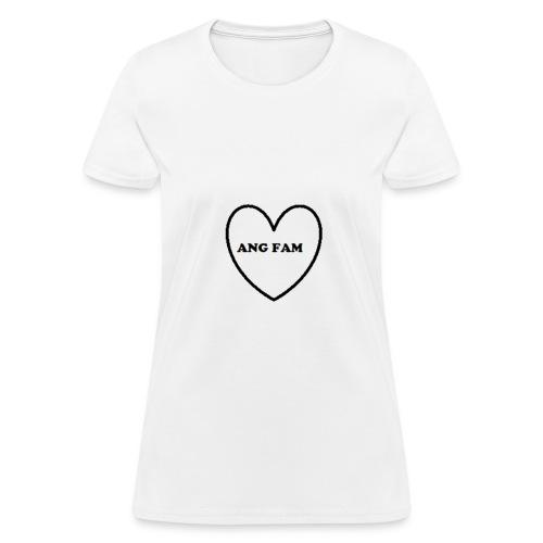 AngFam - Women's T-Shirt