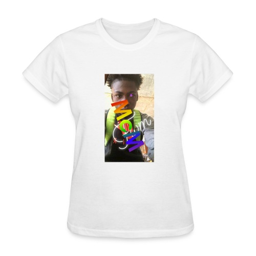 Snapchat 1615670926 - Women's T-Shirt