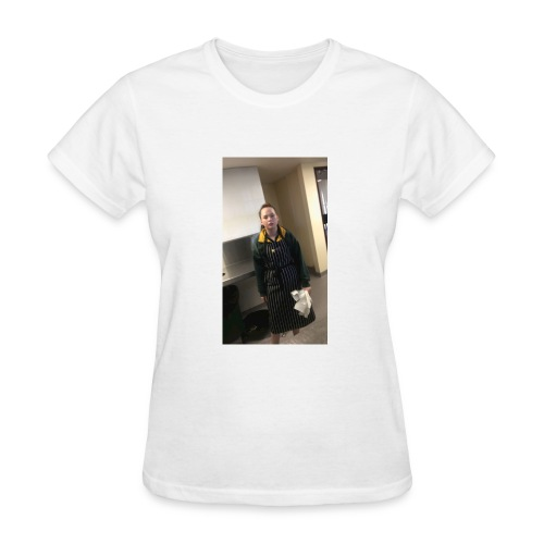 Megs hot pic - Women's T-Shirt
