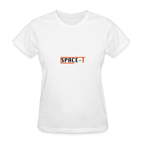 Space-T march 1 - Women's T-Shirt