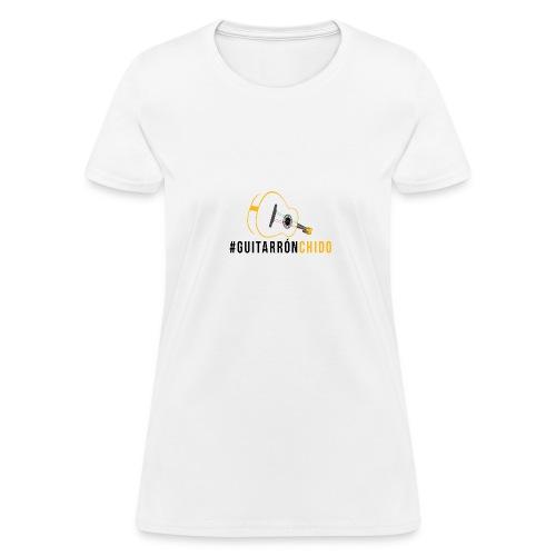 Guitarron Chido Hashtag - Women's T-Shirt