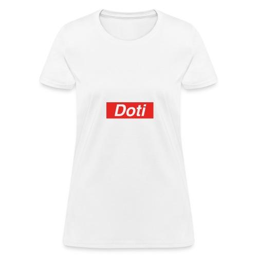 DOTI Superior Logo - Women's T-Shirt