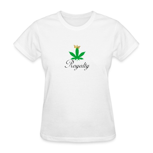 princessroyaltyleafcrown - Women's T-Shirt
