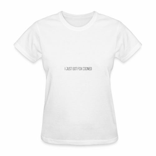 Fox Cooned - Women's T-Shirt