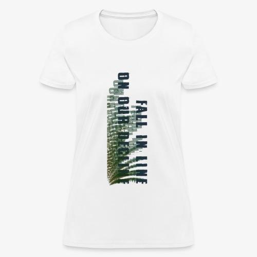 Decline - Women's T-Shirt