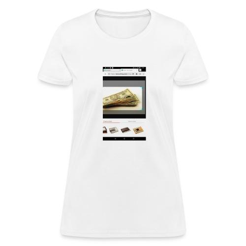 Screenshot 2018 08 14 10 23 38 - Women's T-Shirt