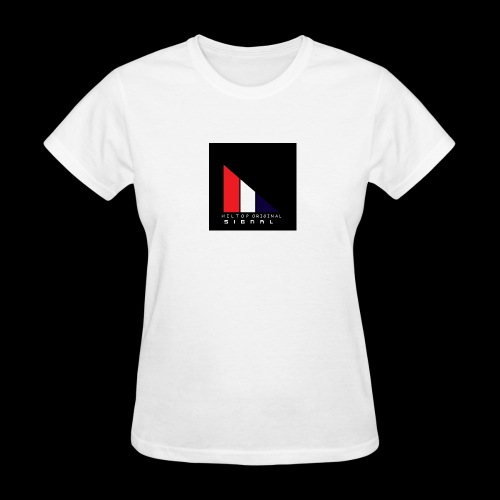 hiltop original signal - Women's T-Shirt