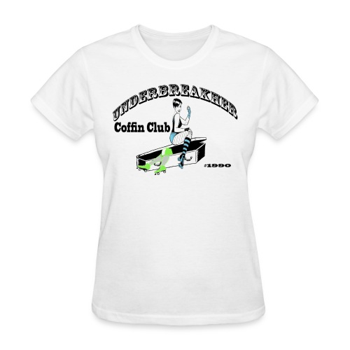 The Underbreakher - Women's T-Shirt
