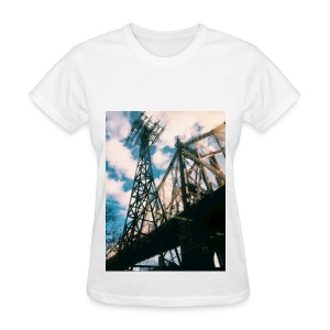 Ed Koch bridge - Women's T-Shirt