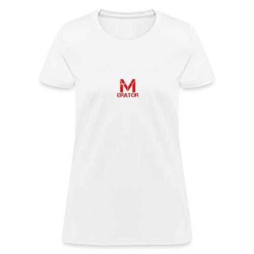 Meme_Erator Logo - Women's T-Shirt