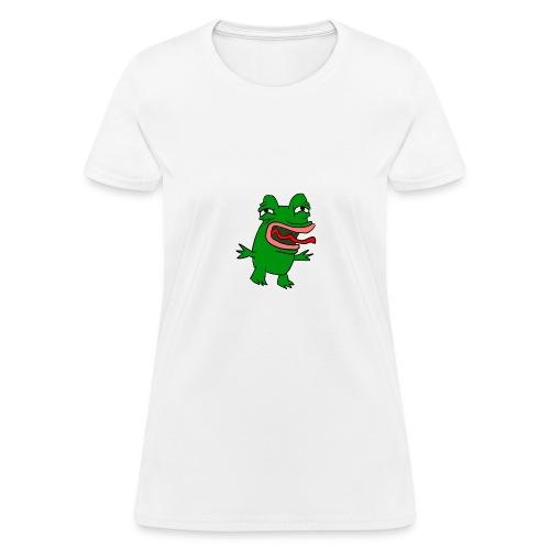 FrogASD - Women's T-Shirt