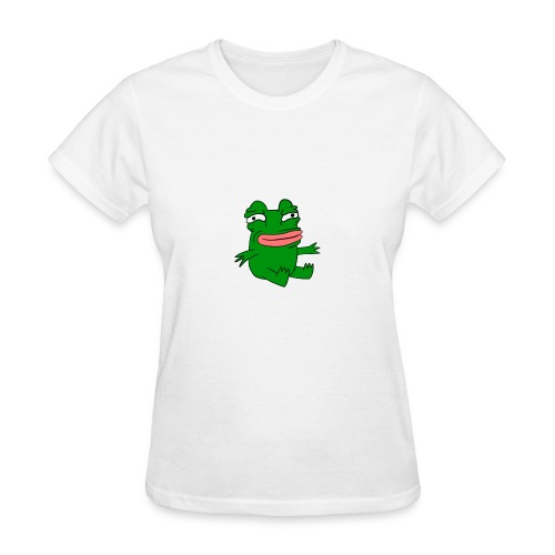 FrogCHILL - Women's T-Shirt