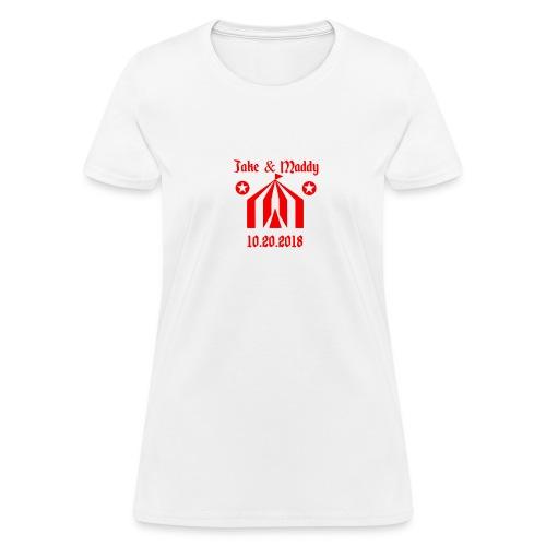 Zells Wedding Logo - Women's T-Shirt