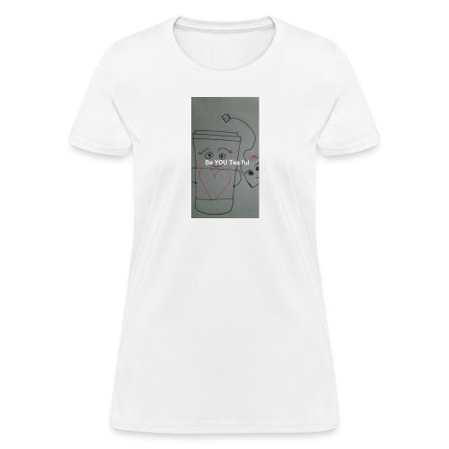 BeYOUTeaFul - Women's T-Shirt