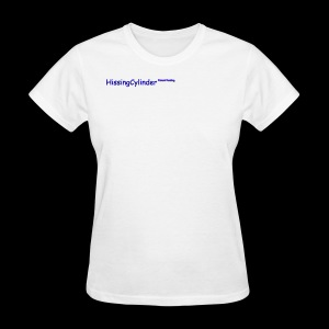 HissingCylinder (Patent Pending Edition) - Women's T-Shirt