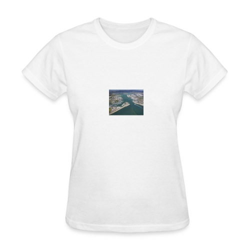 the solent boy - Women's T-Shirt