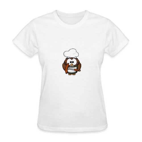 owl - Women's T-Shirt