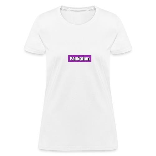 PanNation Box Logo - Women's T-Shirt