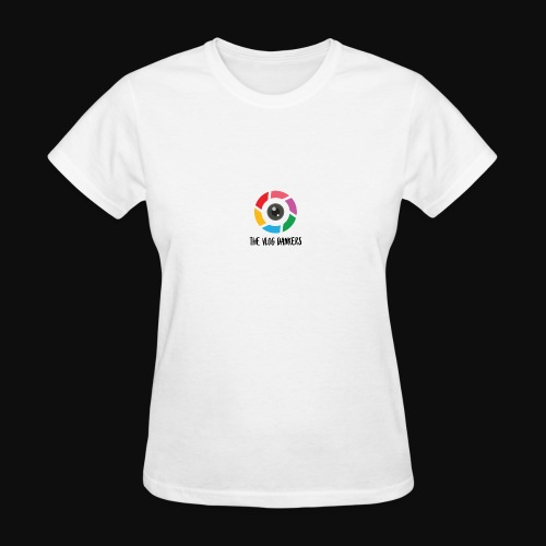 Vlog Dankers Camera Design - Women's T-Shirt