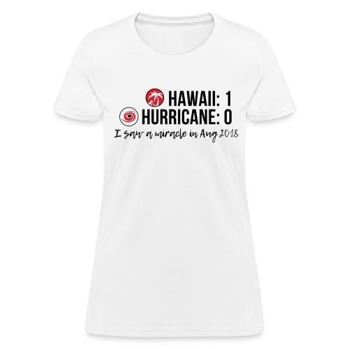 Zero Casualties - Women's T-Shirt