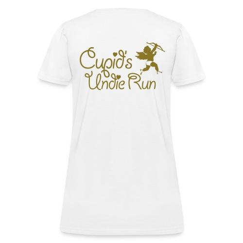 Cupid Run - Women's T-Shirt
