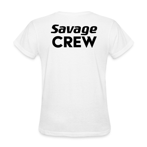 Savage Crew - Women's T-Shirt