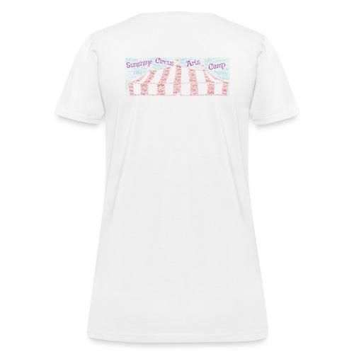 Camp Tent - Women's T-Shirt