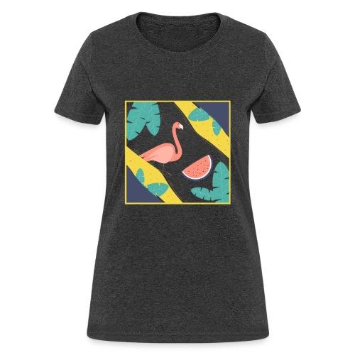 Flamingo - Women's T-Shirt