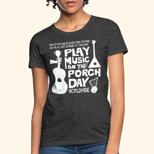 FINALPMOTPD_SHIRT1 - Women's T-Shirt