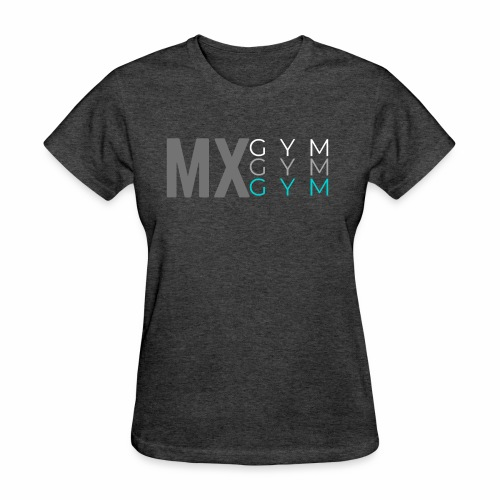 MX Gym Minimal Hat 3 - Women's T-Shirt
