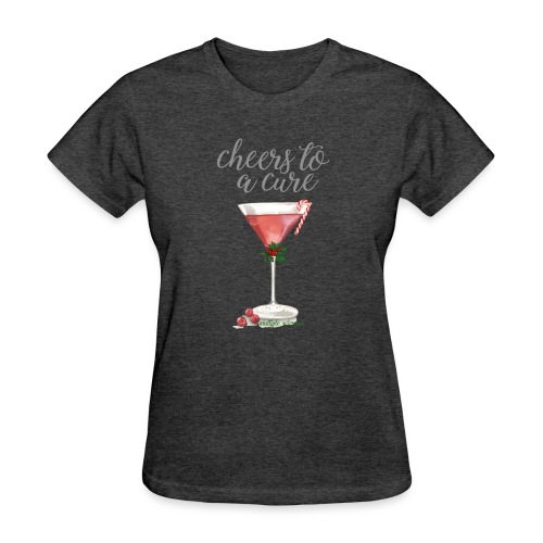 Cheers:Multiple Sclerosis - Women's T-Shirt