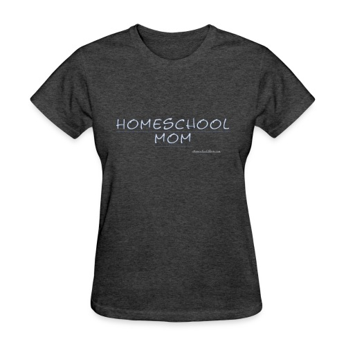 Homeschool Mom - Women's T-Shirt