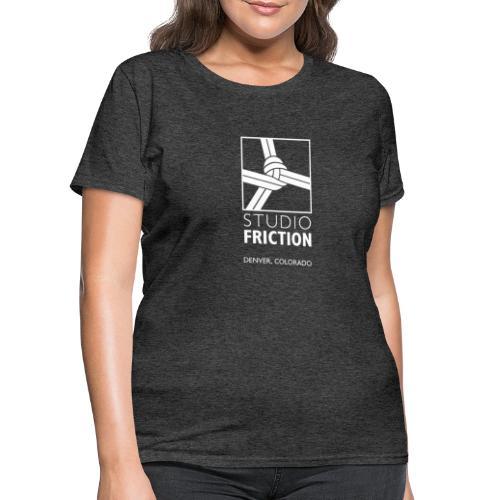 Studio Friction White - Women's T-Shirt