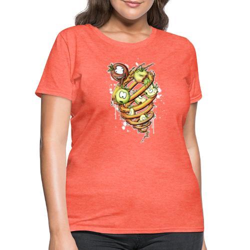 apfelstrudel - Women's T-Shirt