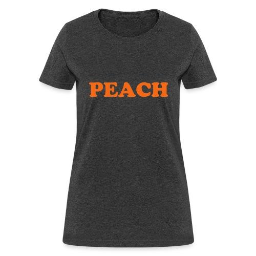 Peach Fruitee - Women's T-Shirt