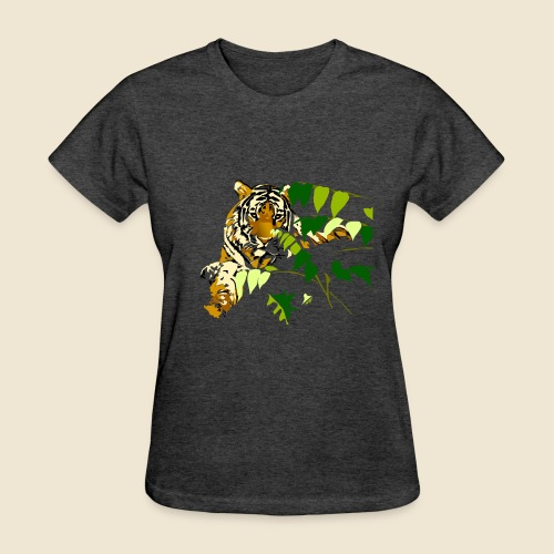 Tiger - Women's T-Shirt