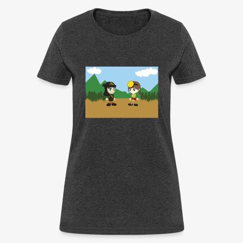 Digital Pontians - Women's T-Shirt
