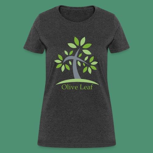 Olive Leaf - Women's T-Shirt