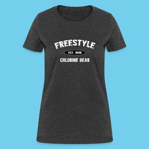 Freestyle est 1896 - Women's T-Shirt
