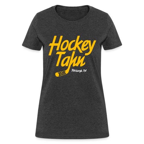 Hockey Tahn - Women's T-Shirt
