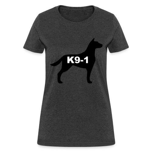 k9-1 Logo Large - Women's T-Shirt