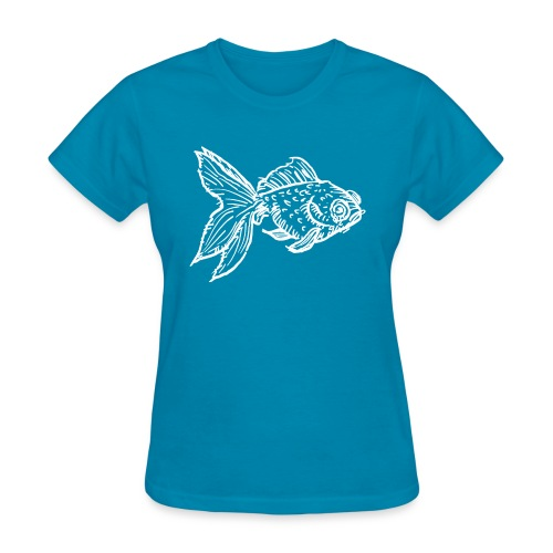Goldfish - Women's T-Shirt