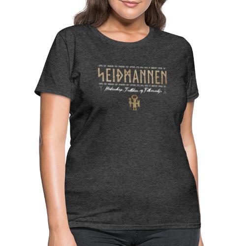 SEIÐMANNEN - Heathenry, Magic & Folktales - Women's T-Shirt
