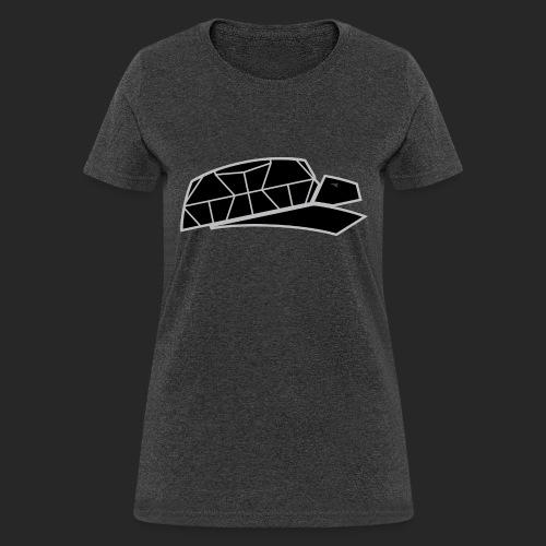Turtle Go - Women's T-Shirt